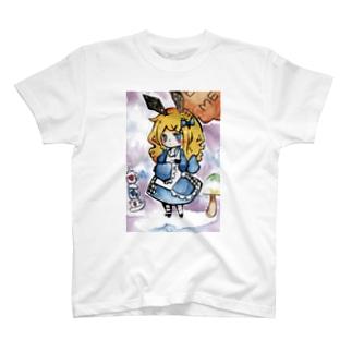 アリス T-shirts