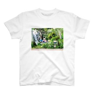 プールサイドさん T-shirts