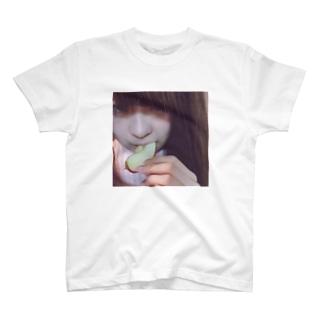 りんごザギ T-shirts