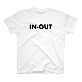 ナッドサットTシャツ T-shirts