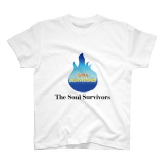 Soul&Fire パーカー T-shirts