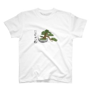 Bonsai T-shirts