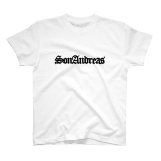 ソンアンドレアス T-shirts