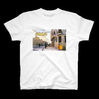 FUCHSGOLDのモロッコ:フェズ旧市街 Morocco: Fes T-shirts
