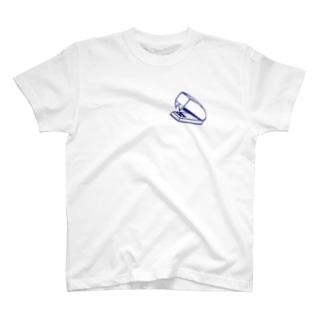 ホッチキス T-shirts