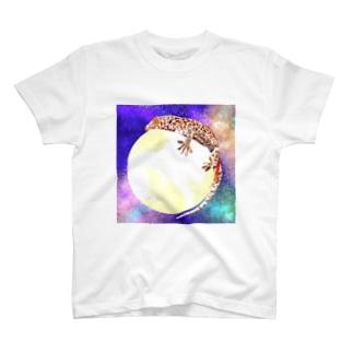 ムーントッケイ T-shirts