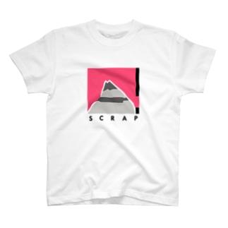 SCRAP T-shirts