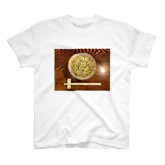 すだち蕎麦 T-shirts