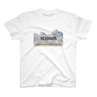 近隣住民 T-shirts
