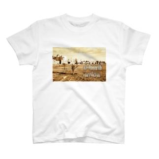 モロッコ:マラケシュ Morocco: Marrakesh T-shirts