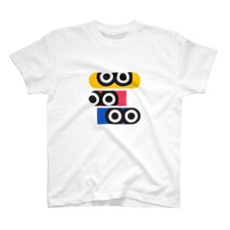 ギョロ目3 T-shirts