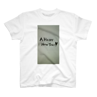 A Happy New Year‼ T-shirts