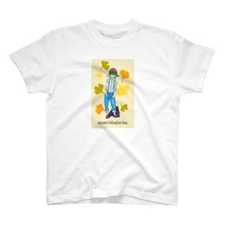ツノT T-shirts