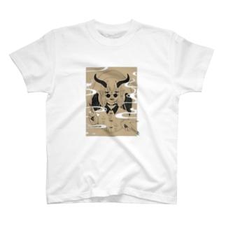 バフォメット T-shirts