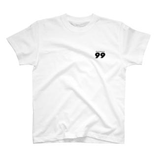 ナインナイン T-shirts