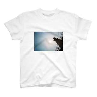 真冬の屋上 T-shirts
