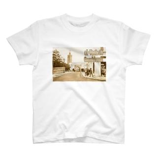 モロッコ:カサブランカ Morocco: Casablanca T-shirts