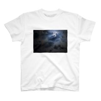 金環蝕 T-shirts