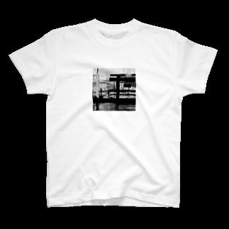 壊れた歯車のテーシャツ1号 T-shirts