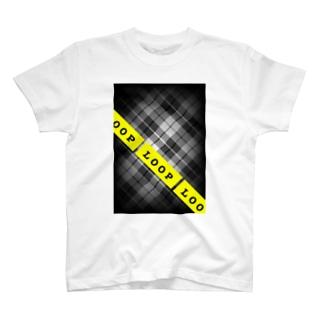 LOOP(arrangement)シリーズN2 T-shirts