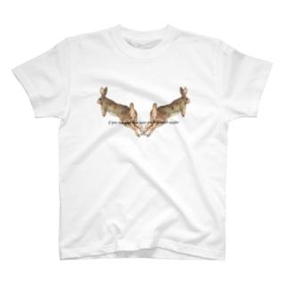 二兎追う者は T-shirts