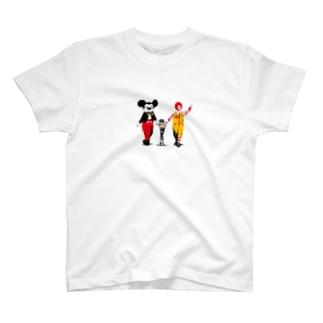 新たなスター誕生 T-shirts
