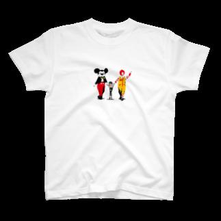HRYM△の新たなスター誕生 T-shirts