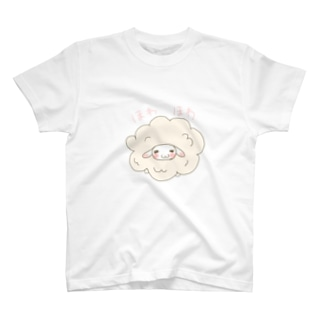 ふわふわアンゴラウサギさん T-shirts