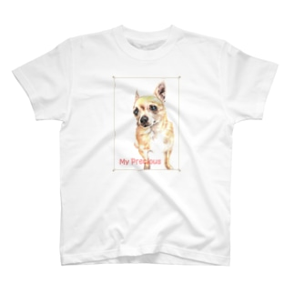 My Precious チワワ T-shirts
