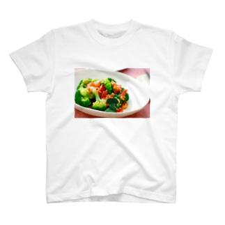 ブロッコリーの妖精🥦 T-shirts