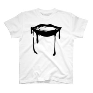 ヨダレ T-shirts