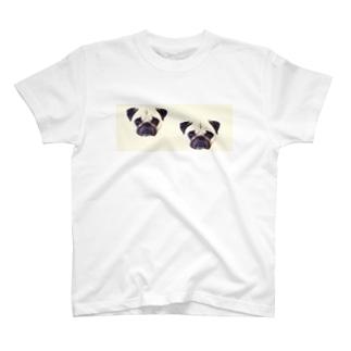 にこが2こ T-shirts