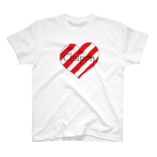 chapon T-shirts