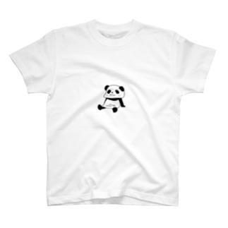 ハゲパンダ T-shirts