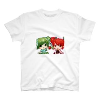 かぐらちゃん 1 T-shirts