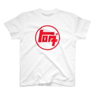 トロダ トヨタのパロディ T-shirts