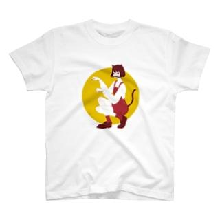 ねこチャン T-shirts