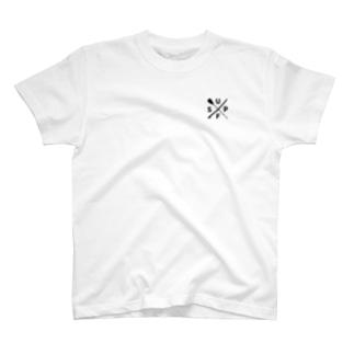 SUPフィッシングTシャツ T-shirts