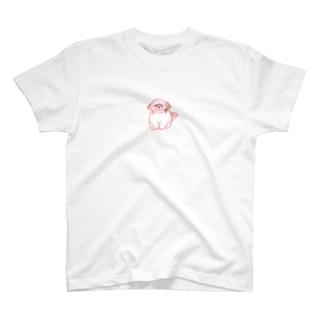 inu_Shih Tzu T-shirts