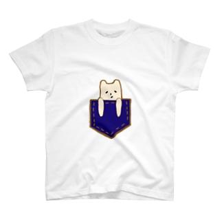 ポケットマイケル T-shirts