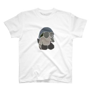 南春向の田の神 T-shirts