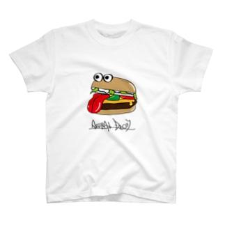 べろりんバーガー T-shirts