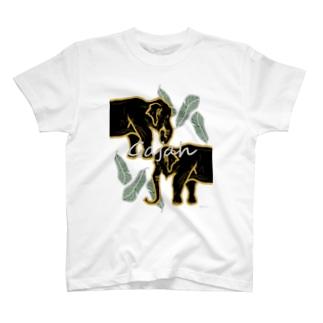【Gajah】 T-shirts