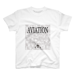 Japan-Joyful-Journeyの#41 「AVIATION」~所沢市~ T-shirts