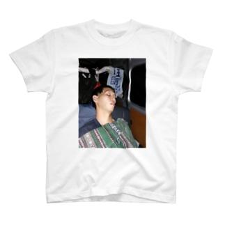 オヤスミバンダム T-shirts