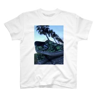 USスタイルシャツ T-shirts