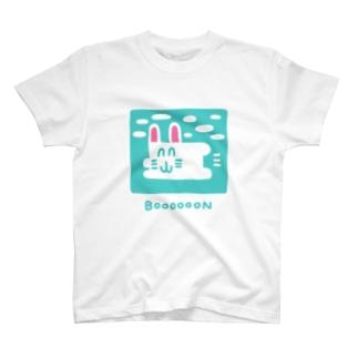 そらをとぶうさぎ T-shirts