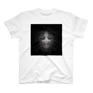 引き摺り込まれる T-shirts