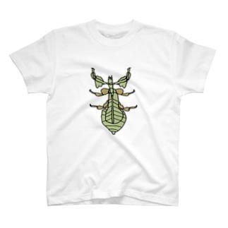 コノハムシ T-shirts