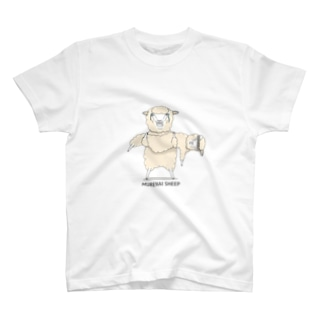 MURENAI SHEEP NO.3 T-shirts